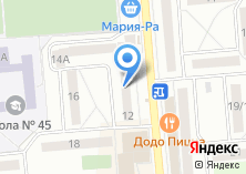 Компания «Ветеринарный центр» на карте