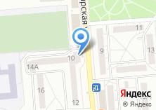 Компания «Веселандия» на карте