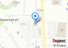 Компания «Озон-С» на карте