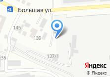 Компания «Альфастрой-нск» на карте