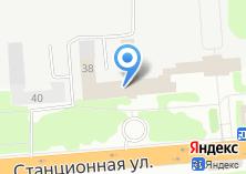Компания «РосЭнергоРесурс» на карте
