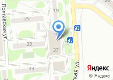 Компания «Аладдин» на карте