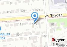 Компания «Сектор газа» на карте