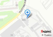 Компания «СибХимСнаб» на карте