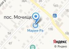Компания «Обской» на карте