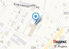 Компания «Мочищенская» на карте