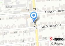 Компания «АвтоСибМаз» на карте