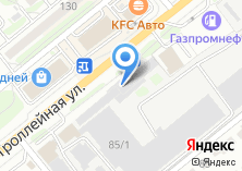 Компания «Оконная Мануфактура» на карте