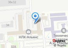 Компания «Банкомат Банк Москвы Новосибирский филиал» на карте