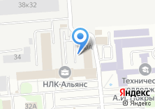 Компания «Кратос производственная фирма» на карте