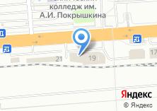 Компания «КОМАЦУ-ФОРКЛИФТ» на карте