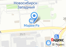 Компания «Хлебная столица» на карте