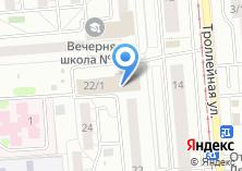 Компания «1ПЕРВОЕ агентство недвижимости» на карте