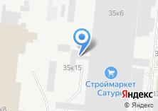 Компания «СибирьБетонСервис» на карте