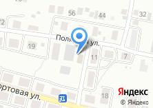 Компания «Продовольственныйй магазин» на карте