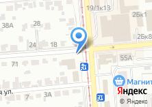 Компания «Сибирская метелица» на карте
