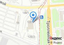 Компания «Росско» на карте