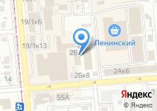 Компания «ТД ФОРНАКС» на карте