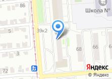 Компания «Универсам удачных покупок» на карте