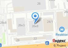 Компания «НОСОРОГ» на карте