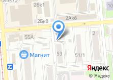 Компания «ЧеховSKY» на карте
