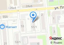 Компания «ПроФеССОР-НСК» на карте