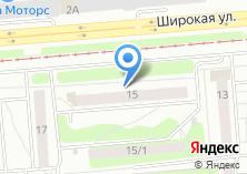 Компания «АНИМАТОР» на карте