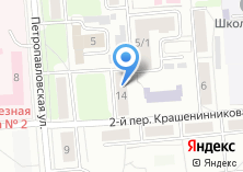 Компания «Российские Алюминиевые Радиаторы» на карте