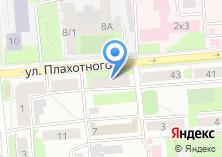 Компания «Индюшкино» на карте