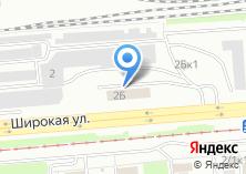 Компания «АВТОДЕТАЛИ54» на карте