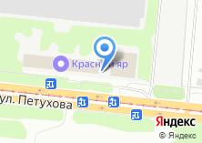 Компания «Шиномонтажная мастерская на ул. Петухова» на карте