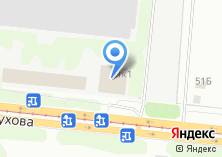 Компания «Автотайм» на карте