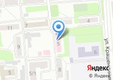 Компания «Туберкулезная больница №3» на карте