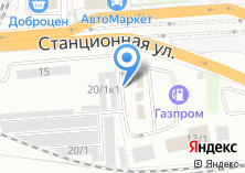 Компания «Турбомагазин» на карте
