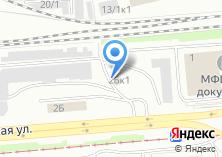Компания «АЗС-СибИнтерТех» на карте