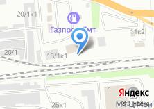 Компания «Автомобильная Скорая Техпомощь-54» на карте