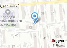 Компания «Кафе на Тихвинской» на карте