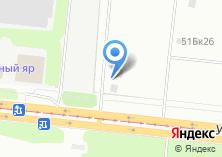 Компания «АвтоЦвет» на карте