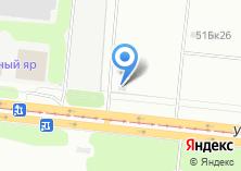 Компания «Автокомплект» на карте