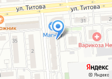 Компания «ПРОФИДЕНТ» на карте