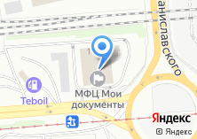 Компания «А АБВ-ЮРИСТ» на карте