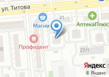 Компания «БаsТа» на карте