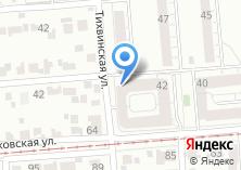 Компания «Новосибирск Мебельная Столица» на карте