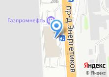 Компания «Автомир-Новосибирск официальный дилер Hyundai» на карте