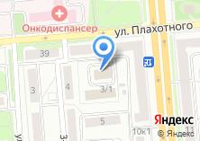 Компания «Эжва-Сибирь» на карте