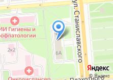 Компания «Отдел по жилищным вопросам Администрации Ленинского района» на карте