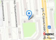 Компания «РЭУ-2» на карте