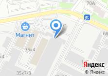 Компания «Гала-Электростройкомплект» на карте