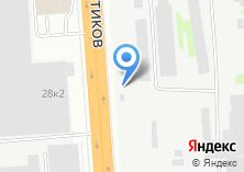 Компания «Авто шины154» на карте