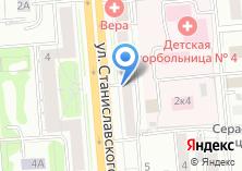 Компания «ЭлектроСантехКрепеж» на карте